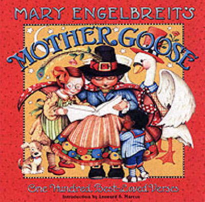 Mother Goose: One Hundred Best-Loved Verses