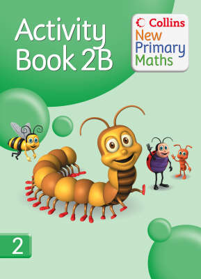 Collins New Primary Maths - Activity Book 2B