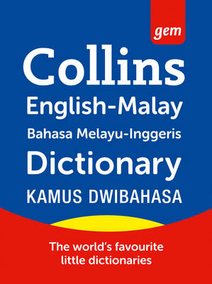 Malay Dictionary (Collins Gem)