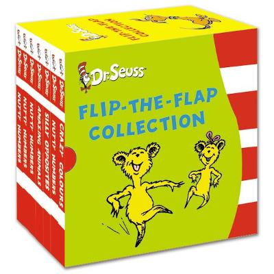 Dr. Seuss's Flip-the-Flap Collection (Bright and Early Books)