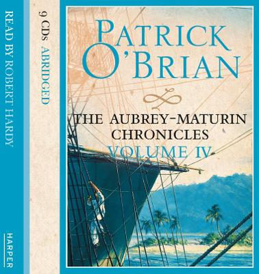 Volume Four, The Far Side of the World / The Reverse of the Medal, The Letter of Marque (The Aubrey-Maturin Chronicles)