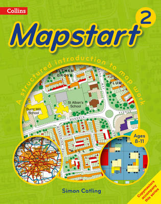 Collins Mapstart 2 (Collins Primary Atlases)