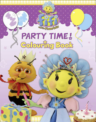 Party Time! Colouring Book