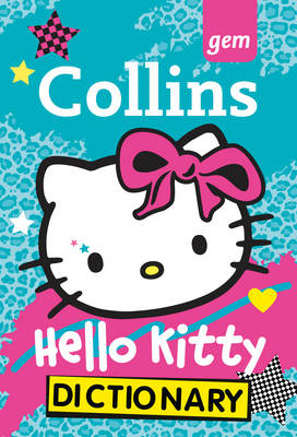 Collins GEM Hello Kitty Dictionary