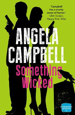 Something Wicked (The Psychic Detective, Book 2)
