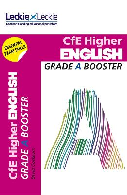 CfE Higher English Grade Booster (Grade Booster)