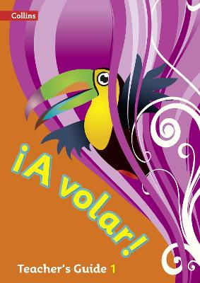 A volar Teacher's Guide Level 1: Primary Spanish for the Caribbean