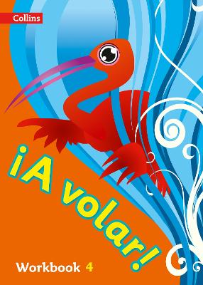 A volar Workbook Level 4: Primary Spanish for the Caribbean