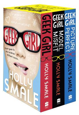 Box of Geek: Geek Girl Books 1-3 ...