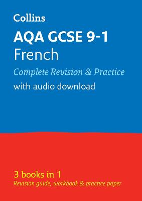 AQA GCSE French - all-in-one revision and practice