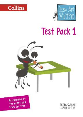 Test Pack 1 (Busy Ant Maths)