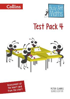 Test Pack 4 (Busy Ant Maths)