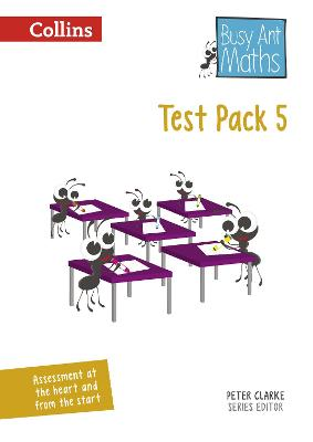 Test Pack 5 (Busy Ant Maths)