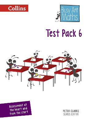 Test Pack 6 (Busy Ant Maths)