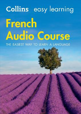 Collins easy learning French audio course