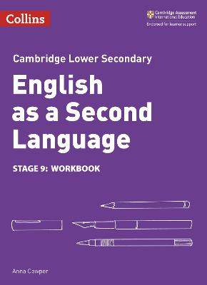 Workbook: Stage 9 (Cambridge Lower Secondary English as a Second Language)