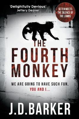 The Fourth Monkey: A twisted thriller - perfect edge-of-your-seat summer reading (A Detective Porter novel)