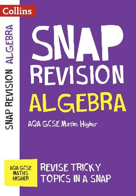 Algebra (for Papers 1, 2 and 3): AQA GCSE Maths Higher