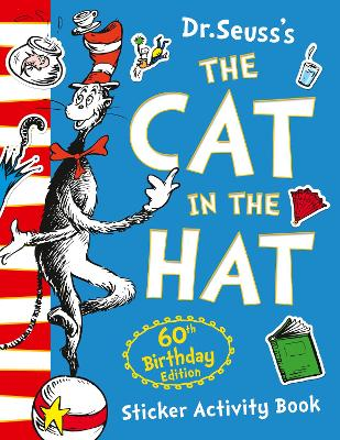 The Cat in the Hat Sticker Activity...