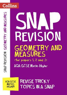 Geometry and Measures (for Papers 1, 2 and 3): AQA GCSE Maths Higher