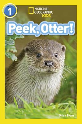 Peek, Otter! (National Geographic Readers)