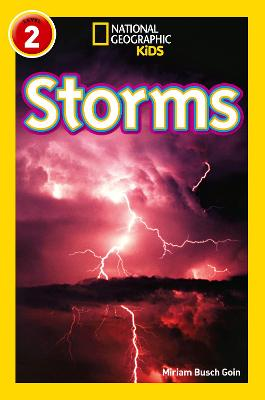 Storms (National Geographic Readers)