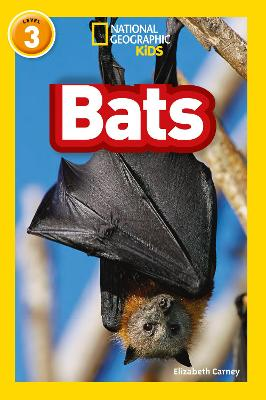 Bats (National Geographic Readers)