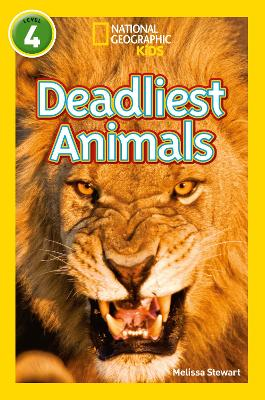 Deadliest Animals (National Geographic Readers)