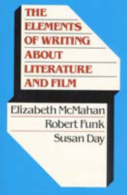 Elements of Writing about Literature and Film