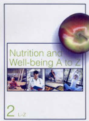 Nutrition & Well-being A-Z