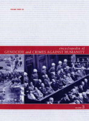 Encyclopedia of Genocide and Crimes Against Humanity