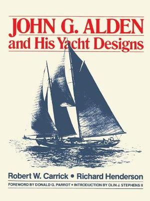 John G.Alden and His Yacht Designs