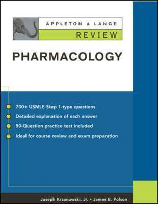 Appleton and Lange Review Pharmacology