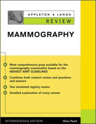 Appleton and Lange's Review for Mammography