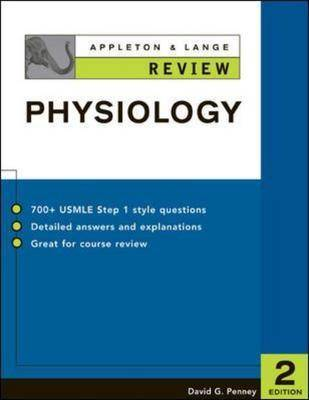 Appleton and Lange's Review of Physiology: Step 1