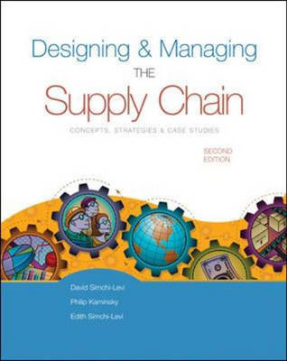 Designing and Managing the Suppy Chain