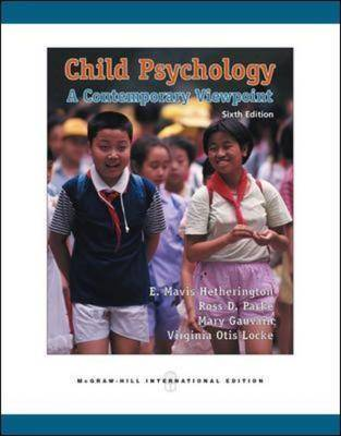 Child Psychology: A Contemporary View Point: With CD and OLC Bi-Card