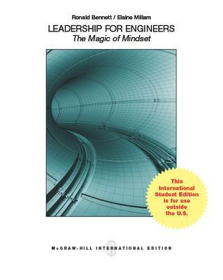 Leadership for Engineers: The Magic of Mindset (Int'l Ed)