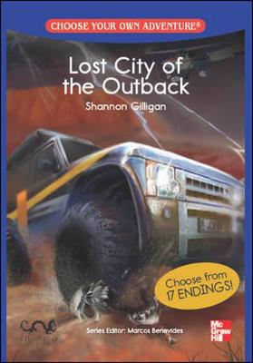 CHOOSE YOUR OWN ADVENTURE: THE LOST CITY OF THE OUTBACK