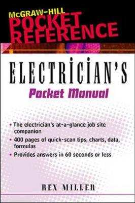 Electrician's Pocket Manual: 501 Facts and Figures