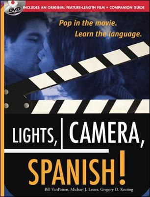 Lights, Camera, Spanish: Learn Conversational Spanish by Watching a Romantic Adventure