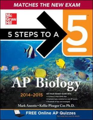 5 Steps to a 5 AP Biology: 2014-2015