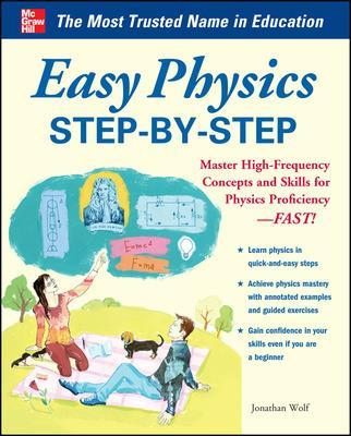 Easy Physics Step-by-Step: With 95 Solved Problems