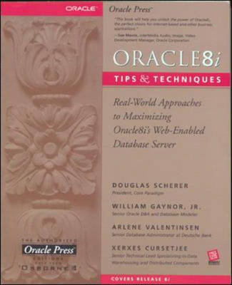 Oracle 8i Tips and Techniques