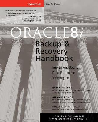 Oracle8i Backup and Recovery