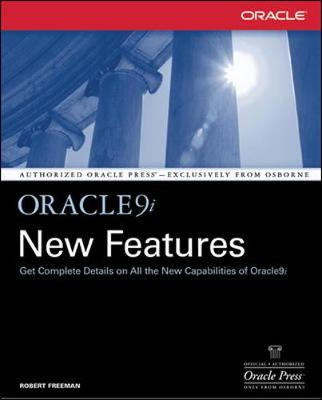 Oracle 9i: New Features