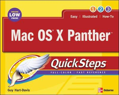 Mac OS X Panther QuickSteps