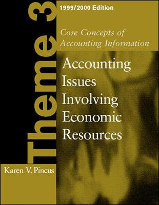 Core Concepts of Accounting Information: Theme 3