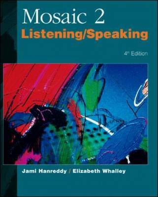 Mosaic 2: Listening and Speaking: Student Book