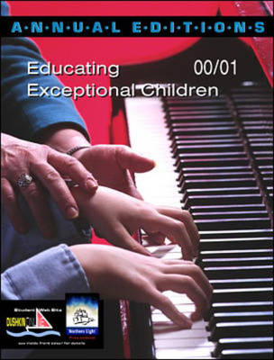 Educating Exceptional Children: 2000/2001